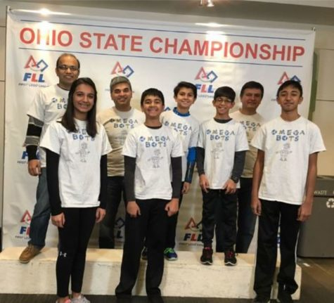 FIRST Lego League team continues to nationals