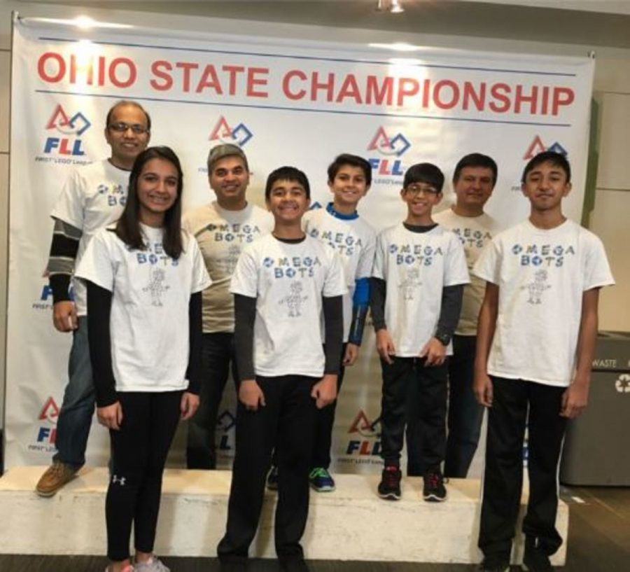 BUILD. The first  Lego League team in the tri-state area has made it to the regional competition. They build many different projects that encompass Legos, science, and new technology.