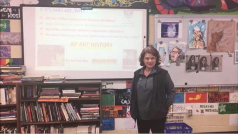 AP Art History offers unique, exciting curriculum