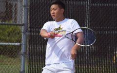 Varsity B tennis team flies to coaches classic
