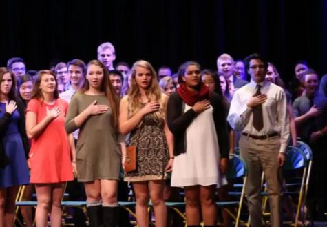 National Honors Society Initiation