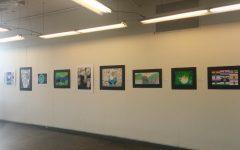 Artists prepare for SOS exhibition
