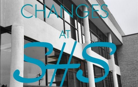 Changes at SHS
