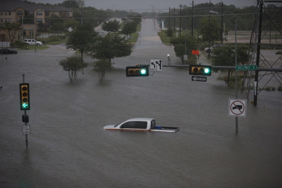 """CATASTROPHIC. Harvey continues to wreck havoc on the Gulf states, especially Texas. Its torrential rain, expected to continue for days, is responsible for the catastrophic flooding plaguing the area; but residents are still remaining strong. They are what I call typical Texans. They were resilient, they were strong, they were strong-spirited, they were happy. They were just happy to be there and be alive,"""" Abbott told reporters at a press conference."""