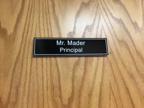 August update from Principal Doug Mader