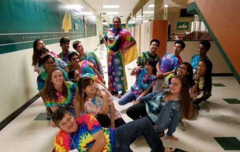 Students revive school spirit