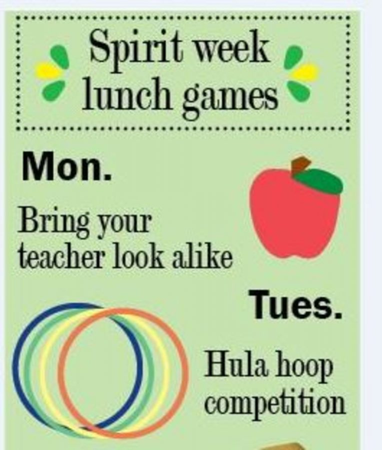 More about Homecoming Spirit Week