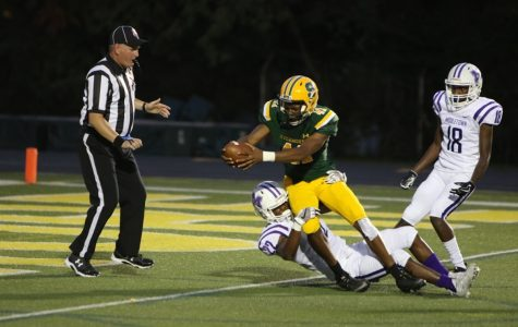 Aves win Homecoming game