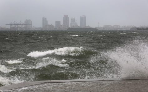 Concern for coast mounts as two storms swirl in the Atlantic
