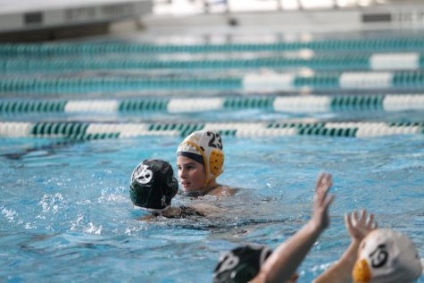 Girls water polo heads to state