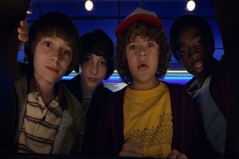 Strange in 'Stranger Things'