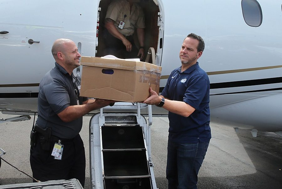 Floridians help get supplies to storm-ravaged Puerto Rico 'the Miami way'