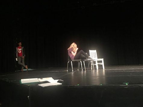Aves Theatre plays games