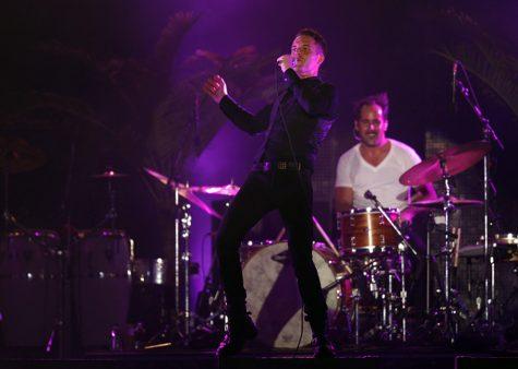 Killers' new 'Wonderful, Wonderful' album debuts on top