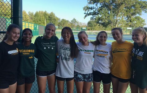 Athlete Profiles: Varsity Gold Tennis