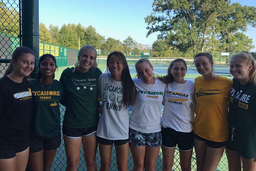 Athlete Profiles: Varsity Gold Tennis