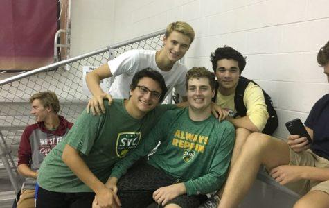 Senior Athlete Profiles: Boys Water Polo
