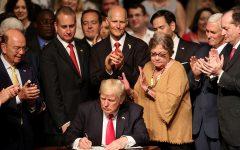 Trump Administration decision revokes residency