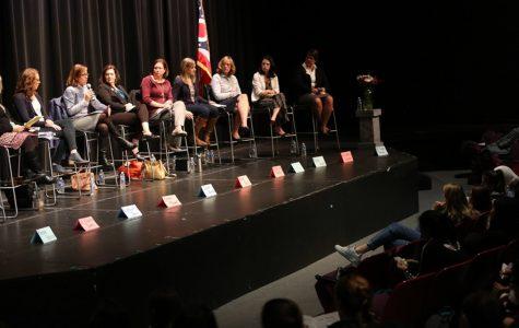 He For She panel empowers women, men alike
