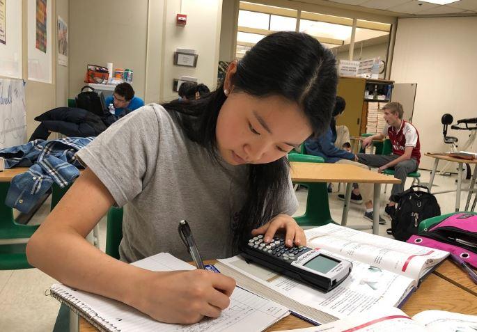 Carolyn Zhang, 11