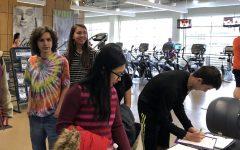 TEAMS senior team explores Blue Ash Rec on field trip