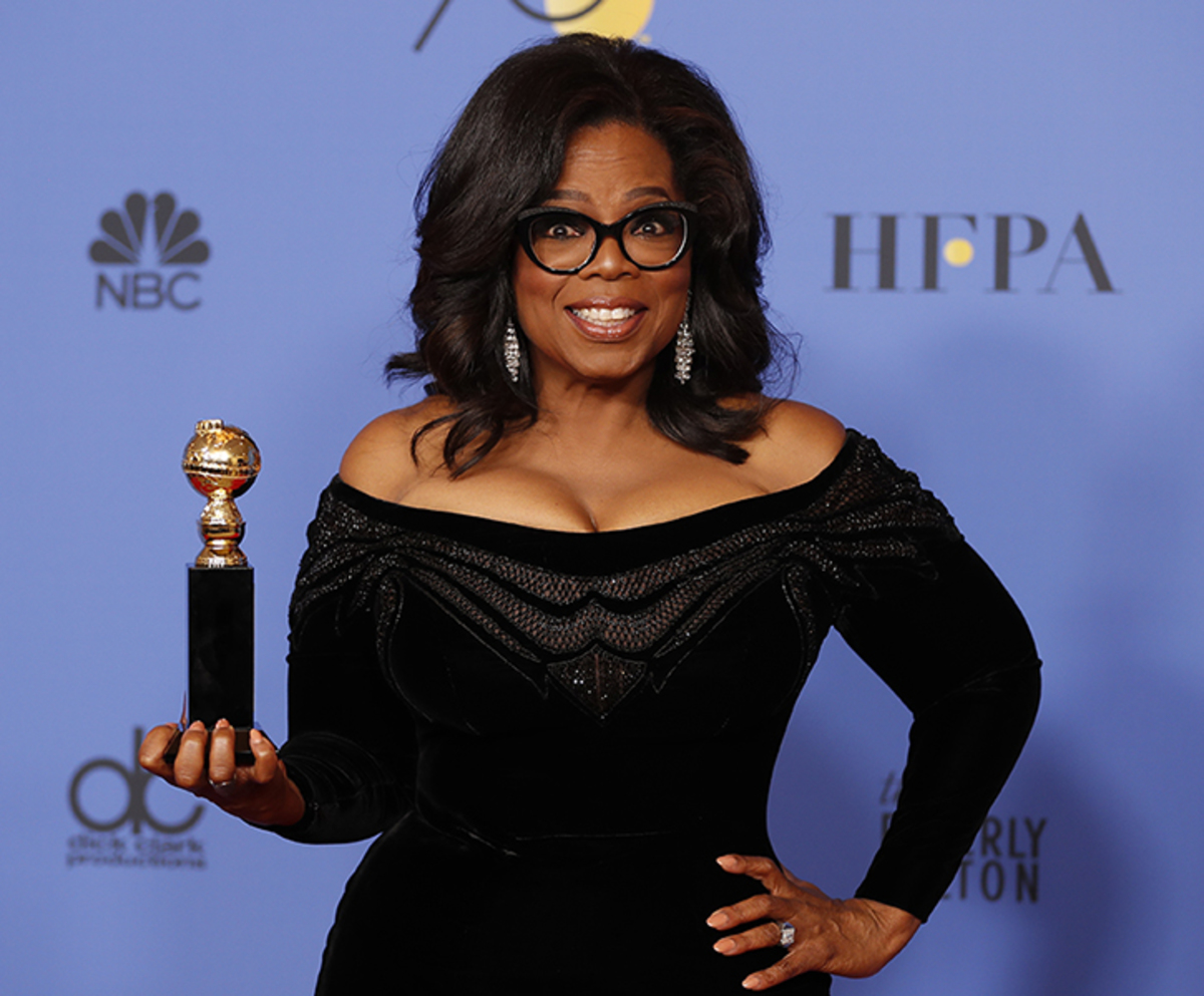 WATCH+ME.+Oprah+Winfrey+won+the+Cecil+B.+DeMille+Award+celebrating+lifetime+achievement%2C+the+first+African+American+woman+to+do+so.+%E2%80%9CSo+I+want+all+the+girls+watching+here%2C+now%2C+to+know+that+a+new+day+is+on+the+horizon%21+And+when+that+new+day+finally+dawns%2C+it+will+be+because+of+a+lot+of+magnificent+women%2C+many+of+whom+are+right+here+in+this+room+tonight%2C+and+some+pretty+phenomenal+men%2C+fighting+hard+to+make+sure+that+they+become+the+leaders+who+take+us+to+the+time+when+nobody+ever+has+to+say+%E2%80%98Me+too%E2%80%99+again%2C%E2%80%9D+Winfrey+said+in+her+acceptance+speech%2C+according+to+CNN.+Photo+courtesy+of+Tribune+News+Services.