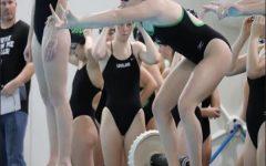 Swimmers meet 'hell week'