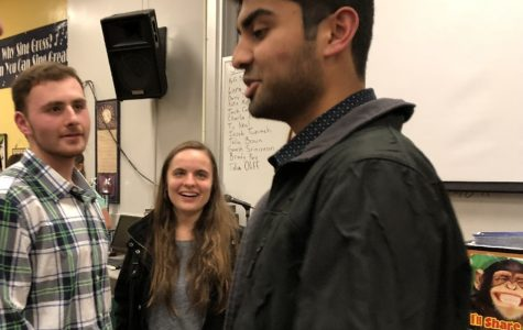 Seniors share experiences, give advice to JH students, parents