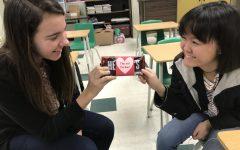 Valentine's Day shares love