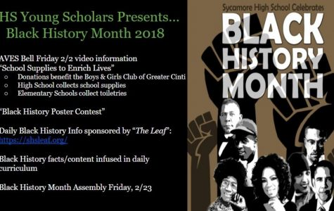 SHS Young Scholars present Black History Month 2018