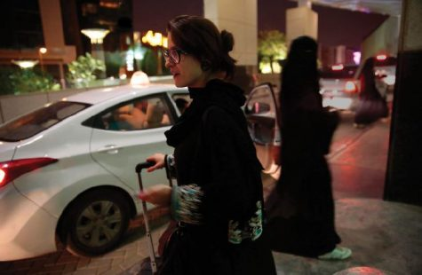 Saudi Women's rights lead to new experiences