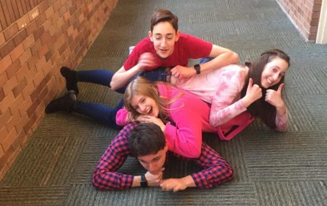 Students direct one act plays
