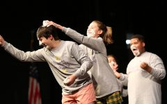 Mr. & Mrs. Sycamore provides fun evening for all