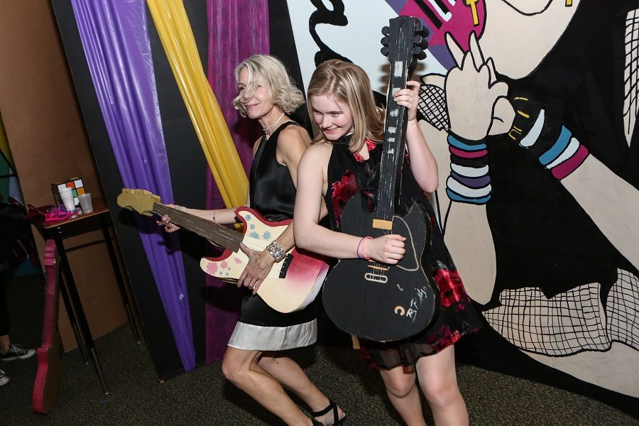 Parents, students 'rock 'n roll' at Odd Couples Ball