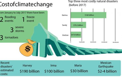 Cost of climate change