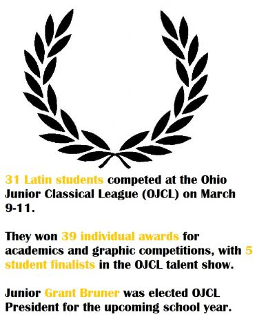 OJCL competitors bring home awards