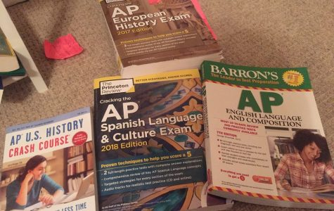STUDY UP. There are a variety of places students go to study for AP exams. Some focus on classroom materials; others opt to purchase alternative materials. In some cases, exposure to an array of different materials is more effective.