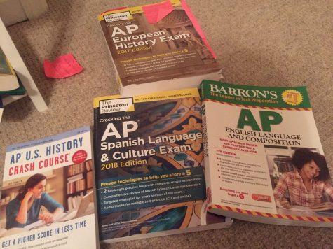 AP exams creep closer