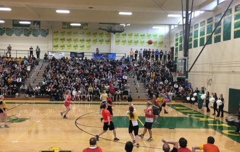 Pep rally celebrates winter/spring sports