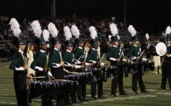 Marching Band marches into season