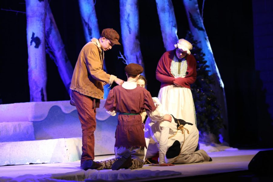 'Into the Woods' heads into second weekend