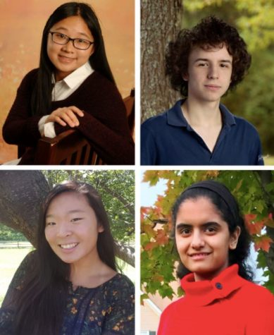 Scholars receive nominations