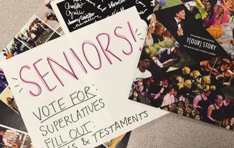 Vote for Senior Superlatives!