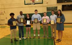 3,000 Point Club inductees, class of 2018