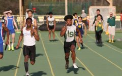 Track relays continue to compete