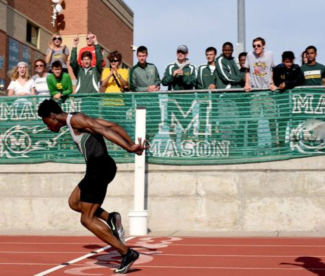DART. Senior Asa Hodrick recently beat the 400 meter school record. Previously, the record was 49.19 for a total of 17 years, now being 48.53. Hodrick is fourth in the state for the 400 meter dash.
