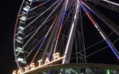 Cincinnati welcomes ferris wheel