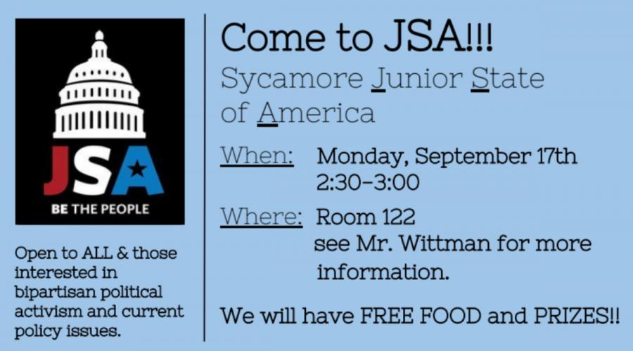 JSA club comes to life