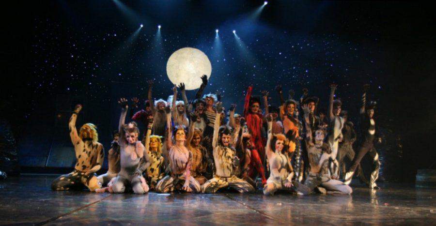 """TAKING THE STAGE. The award winning musical, """"Cats"""" will be hightailing its way over to Cincinnati in June 2019. Many other shows, such as """"Charlie and the Chocolate Factory,"""" """"Rent,"""" """"Dear Evan Hansen,"""" """"Miss Saigon,"""" and the beloved """"Hamilton"""" are also on their way. """"Musicals are so enchanting because not only do [they] have amazing songs, but [the songs] all connect and tell a bigger story, which gives them a really authentic and real feel to them… I love it,"""" said Megan Radakovich, 9."""