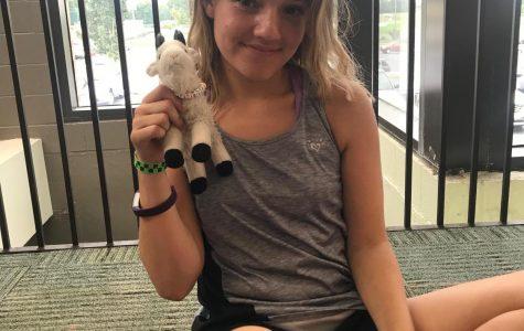Chloe Gordon, 9